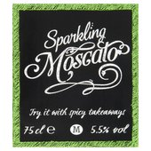 Morrisons Sparkling Moscato