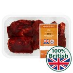 Morrisons BBQ Chicken Drumsticks & Thighs