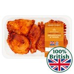 Morrisons BBQ Sweet Chilli Drumsticks & Thighs