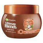 Garnier Ultimate Blends Coconut Oil Frizzy Hair Treatment Mask