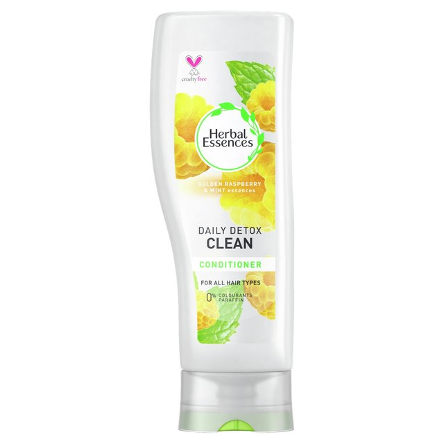 Morrisons herbal essence clearly naked 0 daily clean