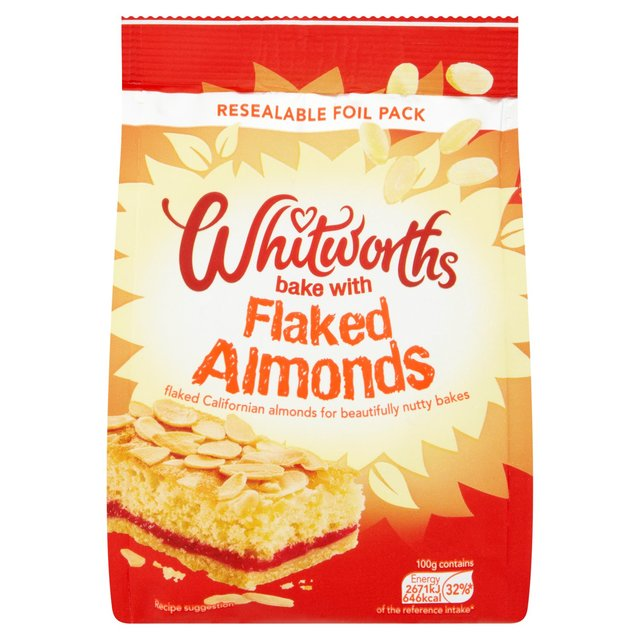 Whitworths Flaked Almonds