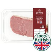 British Sirloin Thick Cut