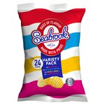 Seabrook Variety Crisps 24 Pack