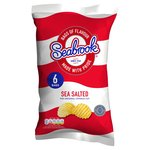 Seabrook Sea Salt Crisps 6 Pack
