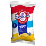Seabrook Variety Crisps 6 Pack