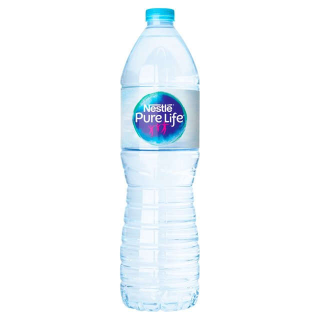 Morrisons: Nestle Pure Life Still Water 1 5L(Product Information)