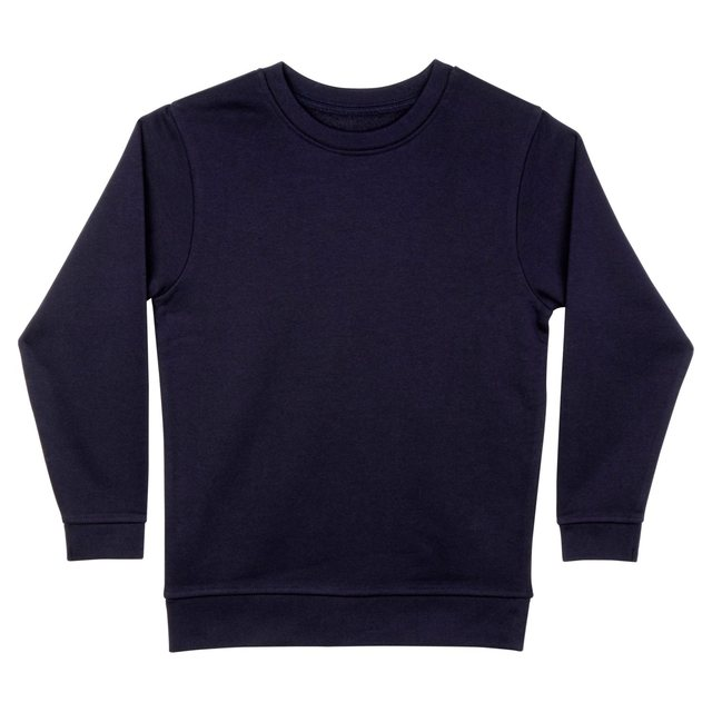 Morrisons: Nutmeg School Unisex Navy Sweatshirt 8-9 Years (Product ...