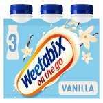 Weetabix Vanilla On The Go Drink