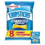 Smiths Chipsticks Salt & Vinegar Snacks