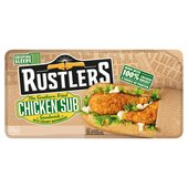 Rustlers Sub Southern Fried Chicken