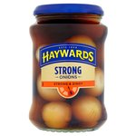 Haywards Strong & Zingy Traditional Onions (400g)