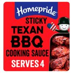 Homepride American Texan BBQ Cooking Sauce