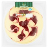 Morrisons Raspberry Cheesecake