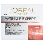 L'Oreal Paris Anti-Wrinkle Expert Cream 45+
