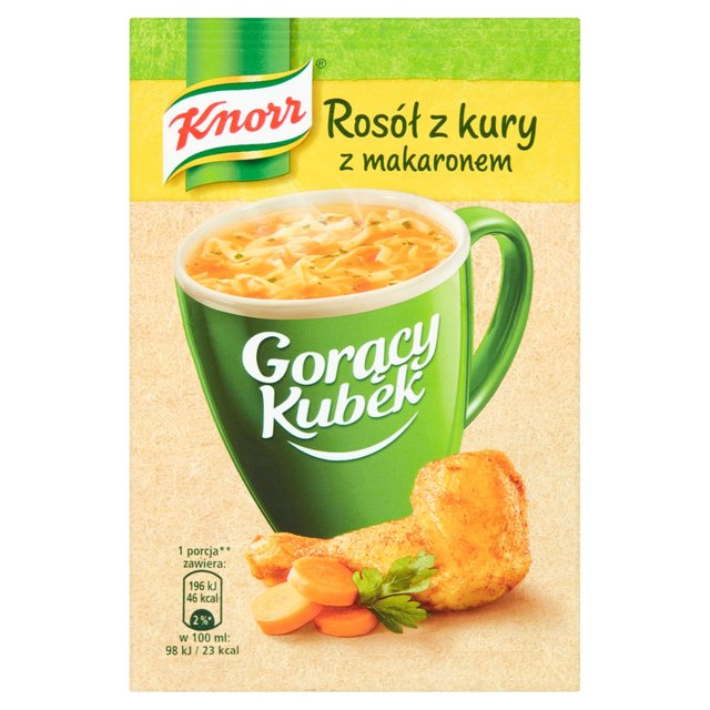 Knorr Chicken Noodle Hot Cup Soup