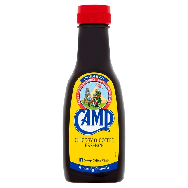 Chicory Coffee Brands >> Morrisons: Camp Chicory & Coffee Essence 241ml(Product Information)