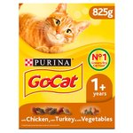 Go-Cat Adult Cat Food Turkey and Vegetable