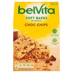 BelVita Breakfast Biscuits Soft Bakes Chocolate Chip 5 Pack