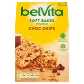 Belvita Breakfast Biscuits Soft Bakes Chocolate Chips