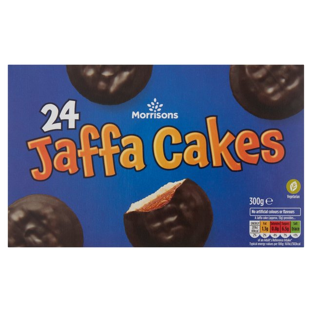 Morrisons Jaffa Cakes 24 Pack