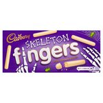 Cadbury Fingers White Chocolate Biscuits