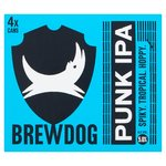 Brew Dog Punk Ipa. Delivered Chilled