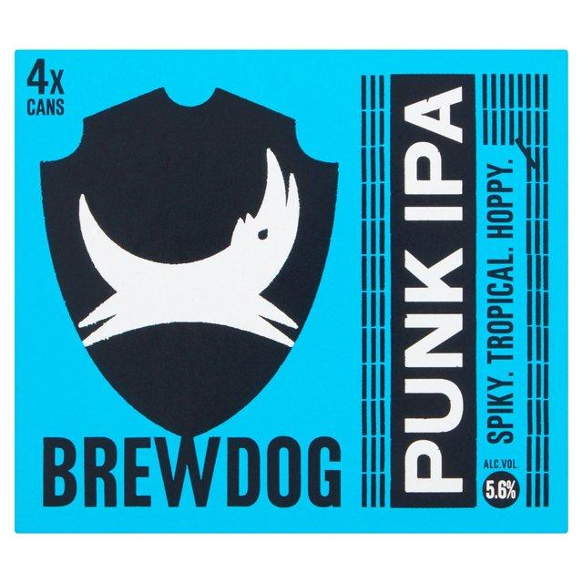 Brew Dog Punk Ipa Morrisons