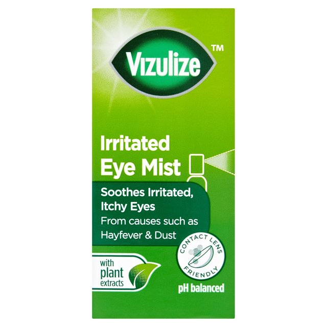 Vizulize Irritated Eye Spray