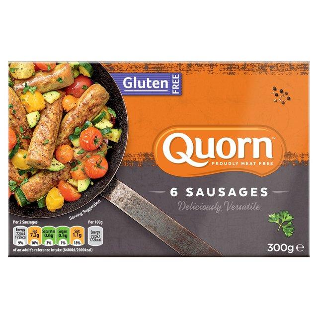 Gluten Free Foods Quorn