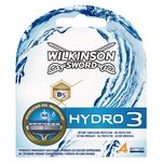 Wilkinson Sword Hydro 3 Men's Razor Blades