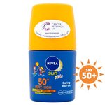 NIVEA SUN Kids Suncream Roll-On SPF 50+