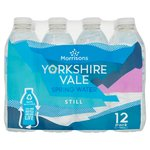 Morrisons Yorkshire Vale Water