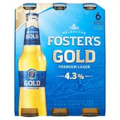 Fosters Gold Premium Lager