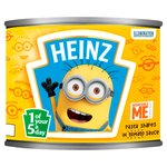 Heinz Minions Pasta Shapes In Tomato Sauce