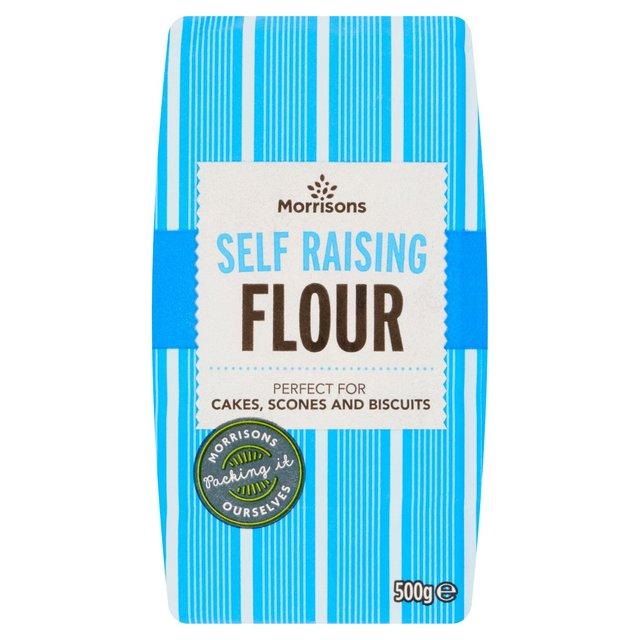 Morrisons: Morrisons Self Raising Flour 500g(Product ... Raising Flour