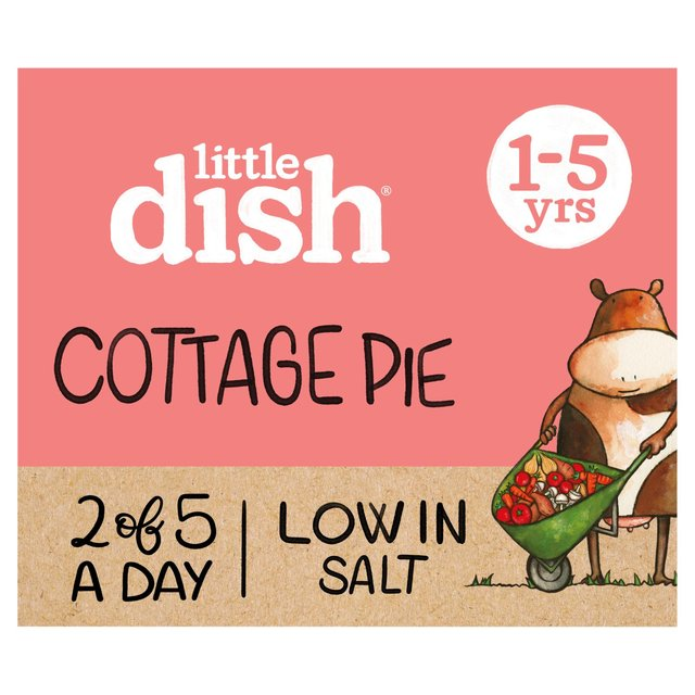 Little Dish Cottage Pie Toddler Meal