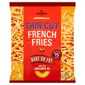 Morrisons Thin Cut French Fries