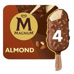 Magnum Almond  Ice Cream Sticks