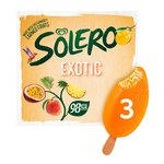 Solero Exotic Explosion Ice Cream Sticks