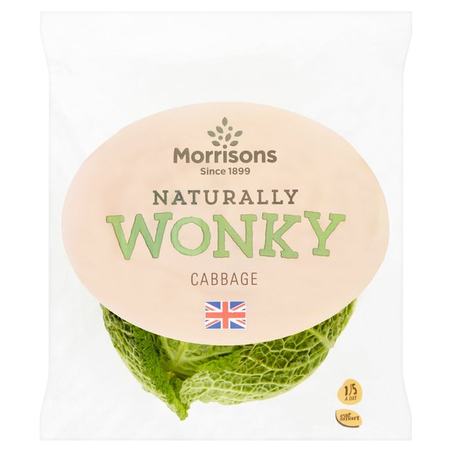 Morrisons Wonky Cabbage