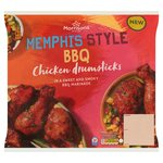 Morrisons BBQ Chicken Drumsticks
