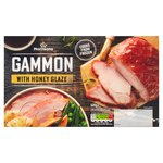 Morrisons Gammon With Honey Glaze
