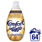 Comfort Intense Luxurious  Fabric Conditioner 64 Wash