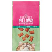 Morrisons Cat Snack Pillow With Salmon