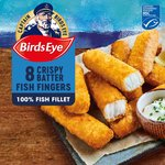 Birds Eye 8 Crispy Batter Fish Fingers