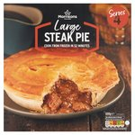Morrisons Family Steak Pie