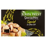 John West Squid In Olive Oil