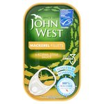 John West Mackerel Fillets In Korma Style Sauce