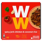 Weight Watchers Jerk Chicken With Rice